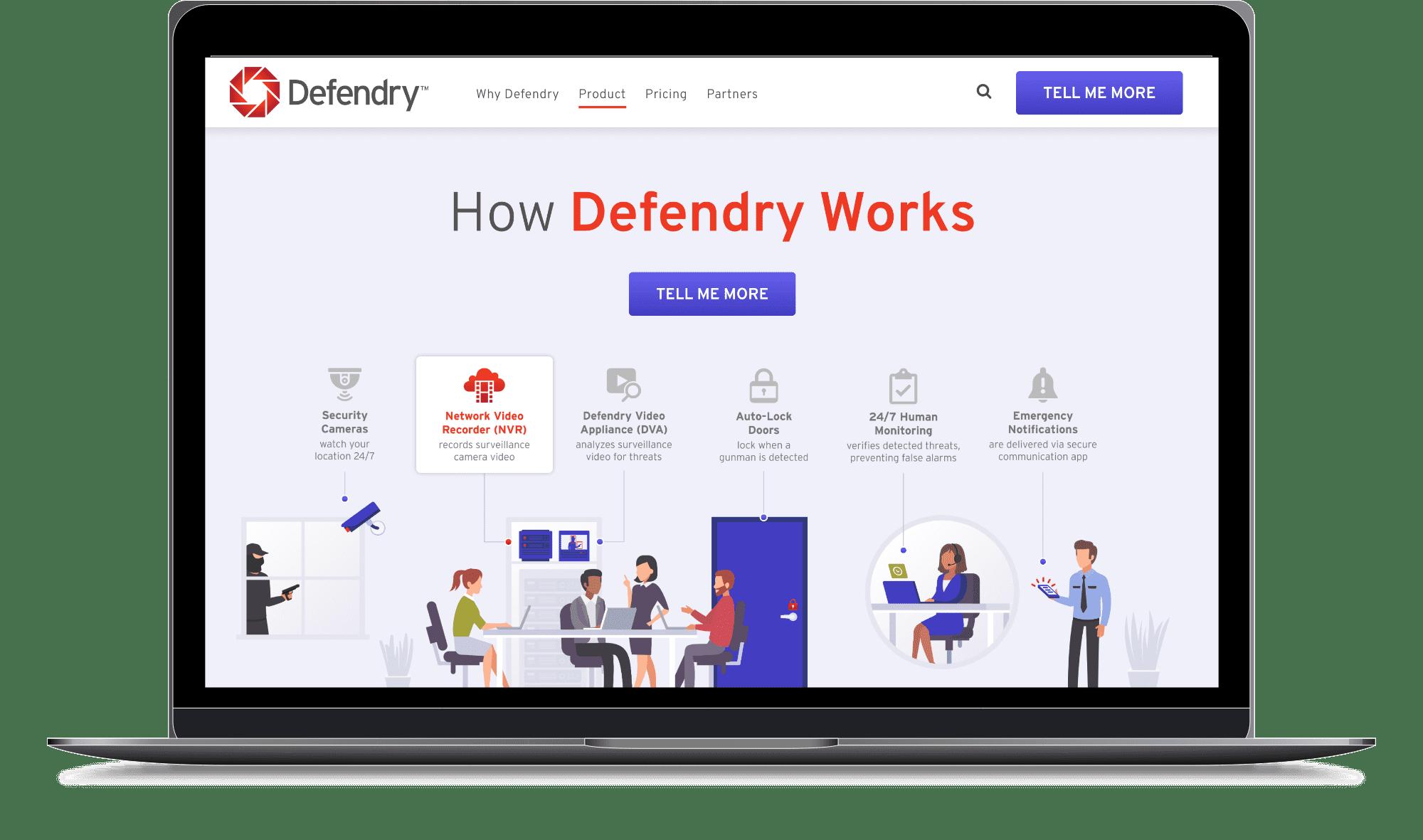 Defendry Case Study