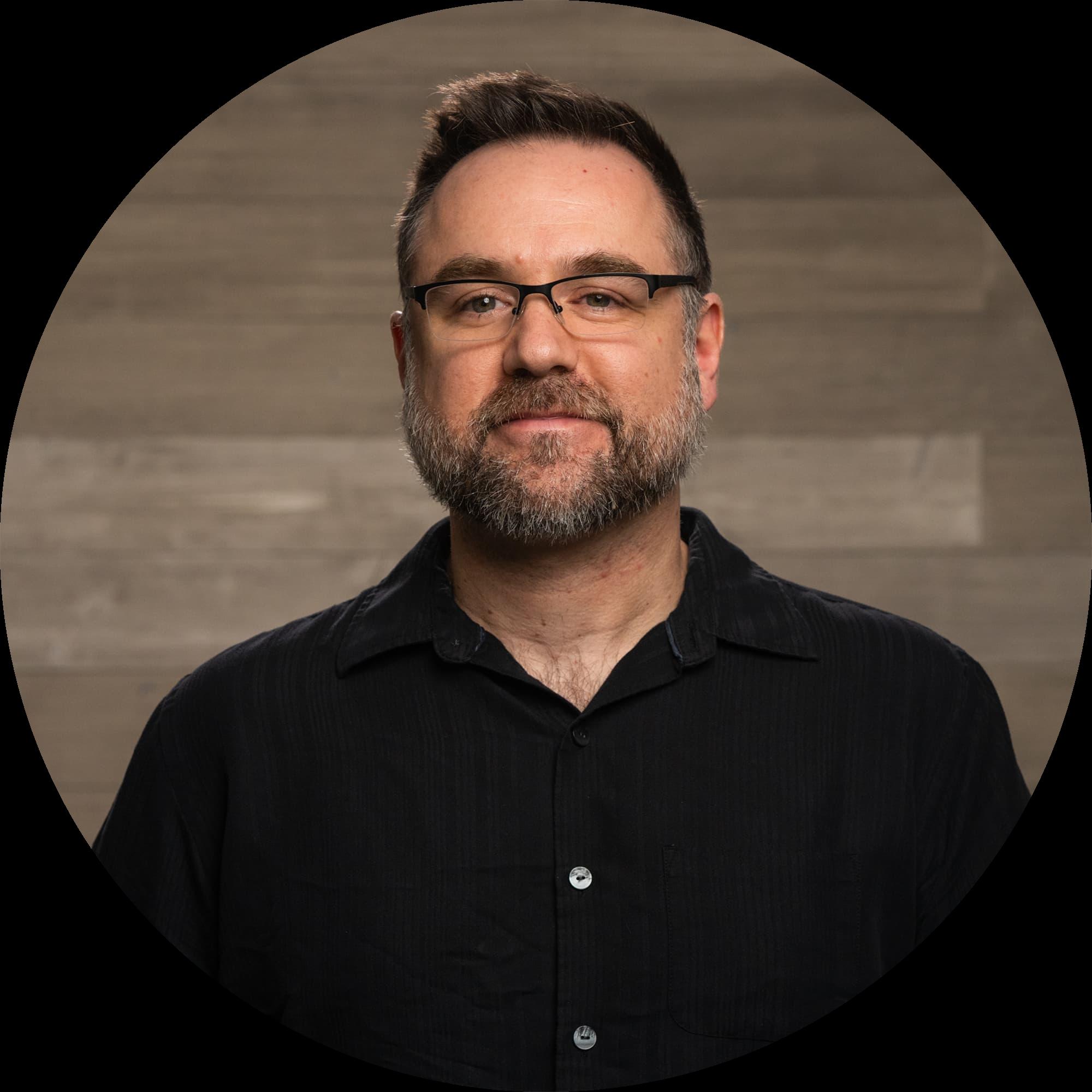 Jamie Woolford - Jigsaw Health Creative Director
